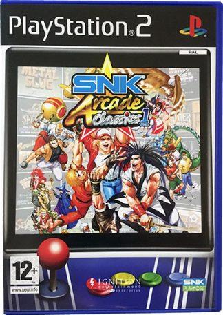 SNK Arcade Classics Vol. 1 PS2
