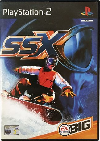 SSX PS2