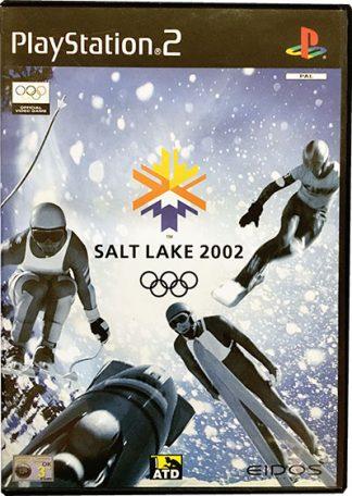 Salt Lake 2002 PS2