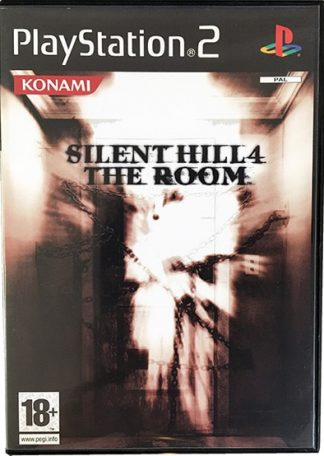 Silent Hill 4 The Room PS2