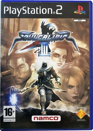 Soulcalibur III PS2