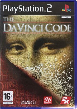 The Da Vinci Code PS2