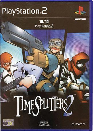 Timesplitter 2 ps2 | TimeSplitters 2 (Europe) (En,Fr,De,Es
