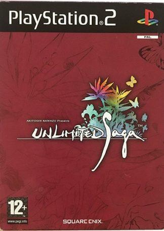 Unlimited Saga PS2
