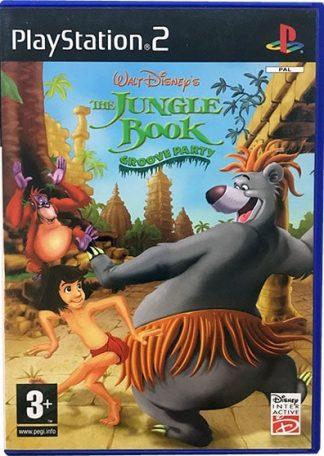 Walt Disney's The Jungle Book Groove PS2