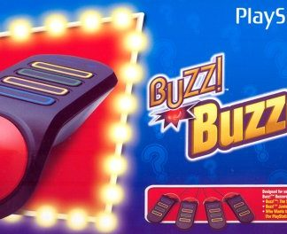 Buzz! Controllere i original æske PS2
