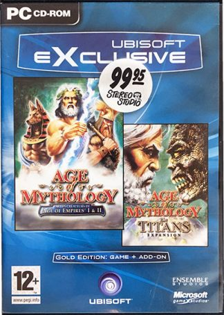 Age of Mythology + Age of Mythology The Titans PC