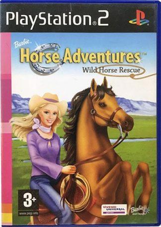 Barbie Horse Adventures Wild Horse Rescue PS2