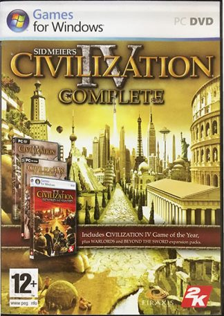 Civilization IV Complete PC