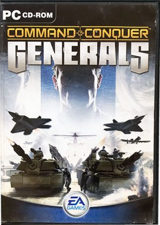 Command & Conquer Generals PC