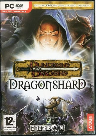 Dragonshard Dungeons & Dragons PC