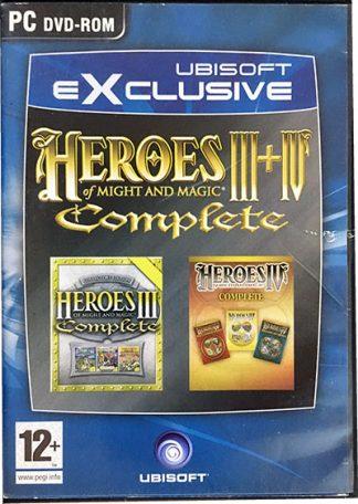 Heroes III + VI Complete PC