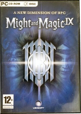 Might and Magic IX PC