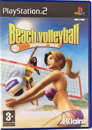 Summer Heat Beach Volleyball PS2