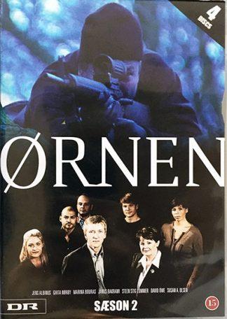 Ørnen Sæson 2 DVD