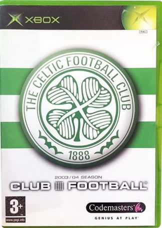 Celtic Club Football 2003-04 Season XBOX