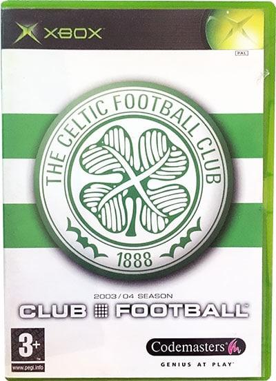 Celtic Club Football 2003-04 Season XBOX