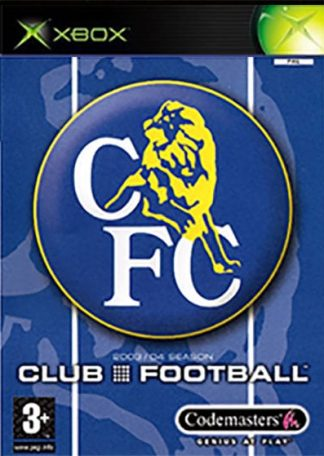 Chelsea Club Football 2003-04 Season XBOX