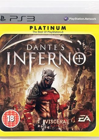 Dantes Inferno (platinum) PS3