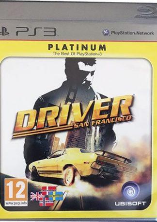 Driver San Fransisco PS3