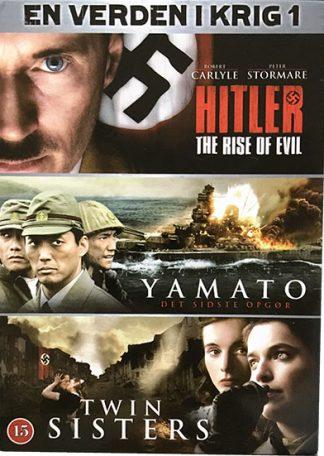 En Verden i Krig 1 DVD