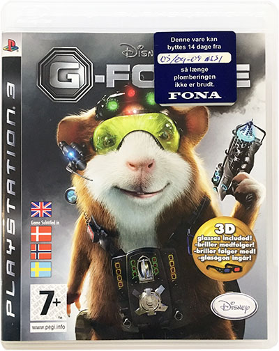 G-Force PS3