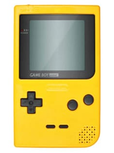 Nintendo Game Boy Pocket MGB-001