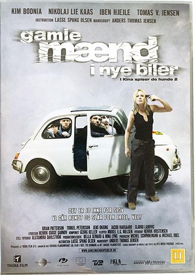 Gamle mænd i nye biler DVD