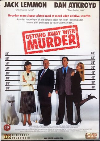 Getting Away With Murder Dvd