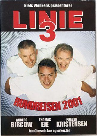 Linie 3 Rundrejsen Dvd
