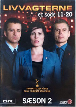 Livvagterne Sæson 2 (episode 11-20) DVD