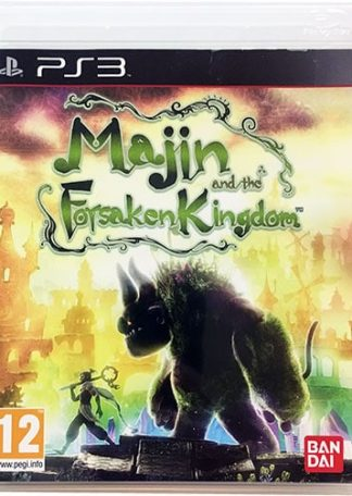Majin and the Forsaken Kingdom PS3