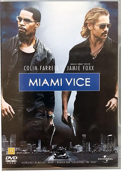 Miami Vice DVD