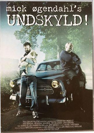 Mick Øgendahl's UNDSKYLD! DVD