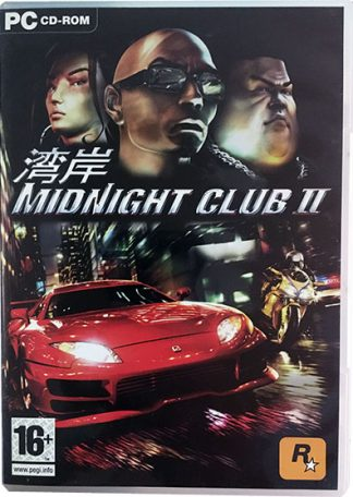 Midnight Club II PC