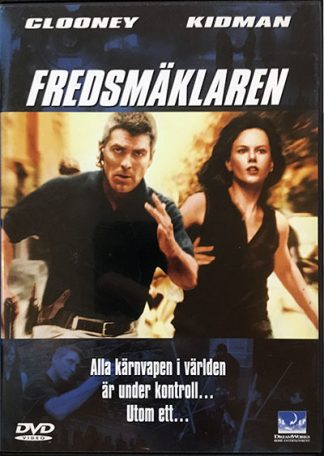 The Peacemaker DVD