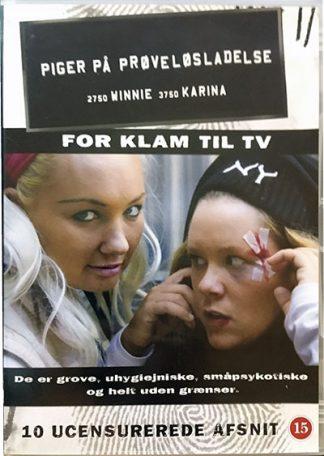 Piger På Prøveløsladelse DVD