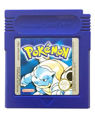 Pokémon Blue (m. man) Game Boy