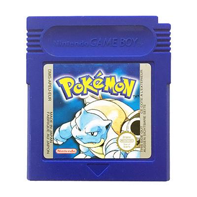 Pokémon Blue (m. man) Game Boy