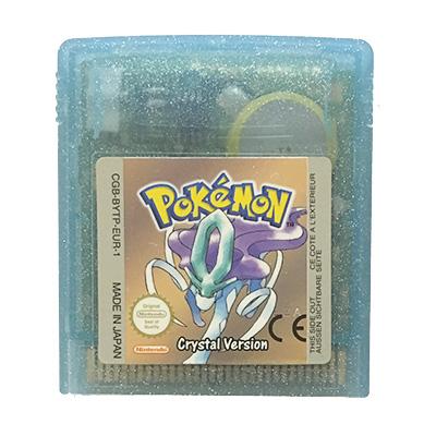 Pokémon Crystal Game Boy Color
