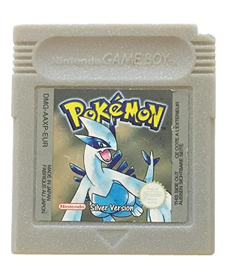 Pokémon Silver Game Boy