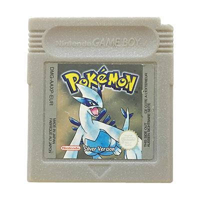 Pokémon Silver Game Boy