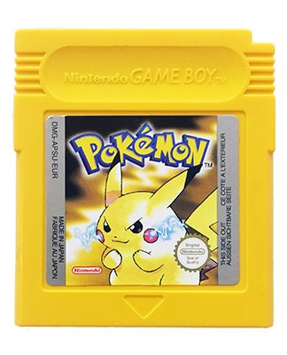 Pokémon Yellow Game Boy