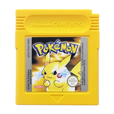 Pokémon Yellow Game Boy