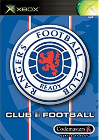 Rangers Club Football 2003-04 Season XBOX