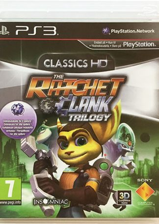 Ratchet & Clank Trilogy PS3