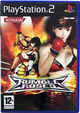 Rumble Roses PS2