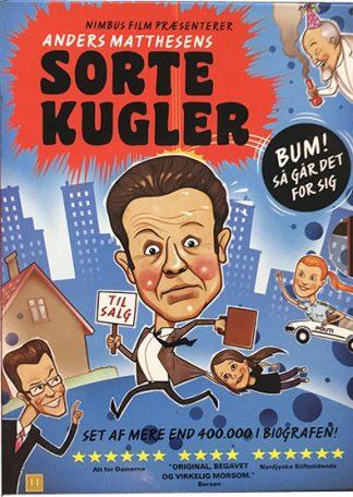 Sorte Kugler Dvd