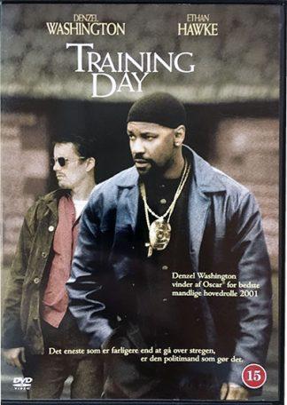 Training Day DVD