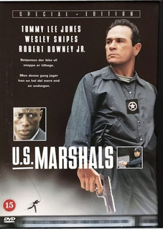 U.S. Marshals Special edition DVD